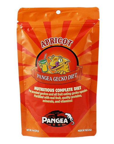 Pangea Fruit Mix Apricot Complete Gecko Diet