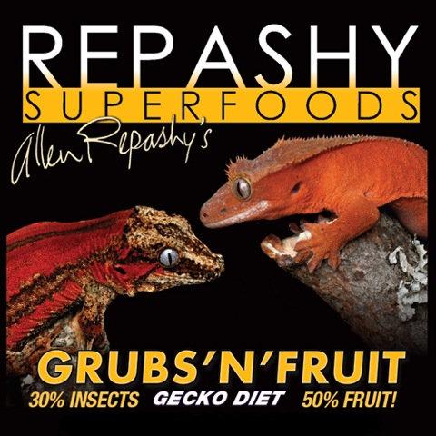 Grubs 'n' Fruit