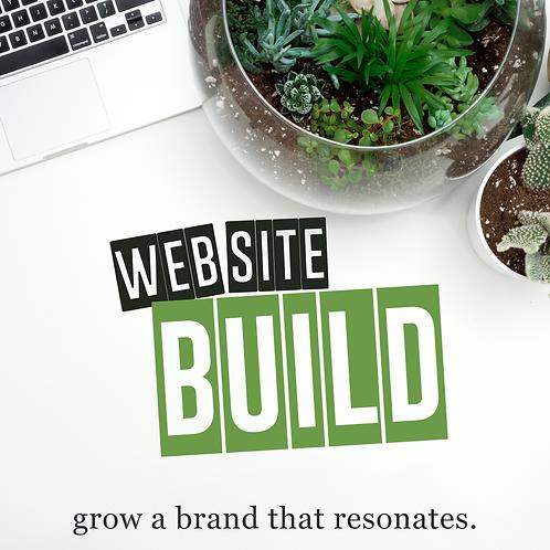 Web Site Build
