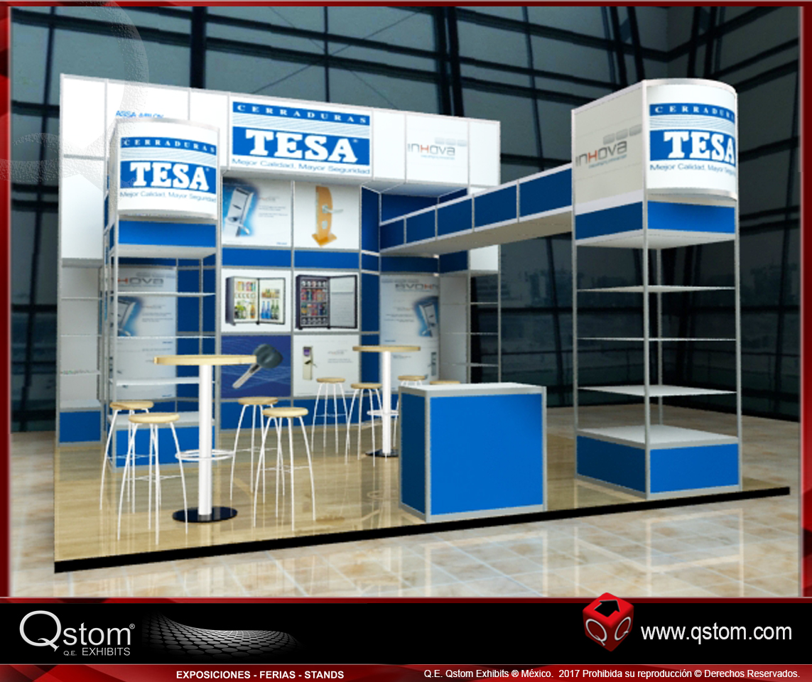 Stand 6X6 #017