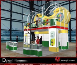 Stand 6X6 #010