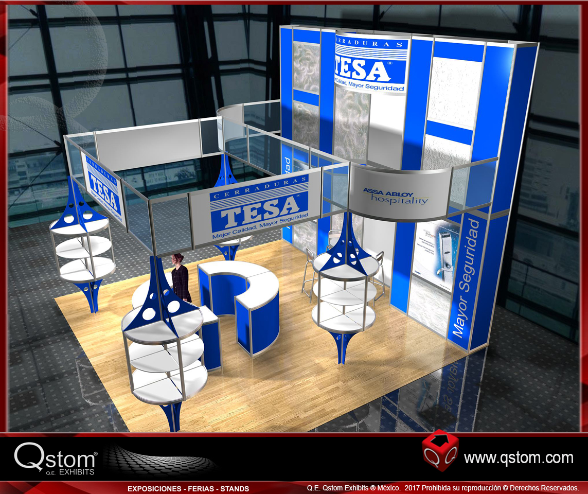 Stand 6X6 #015