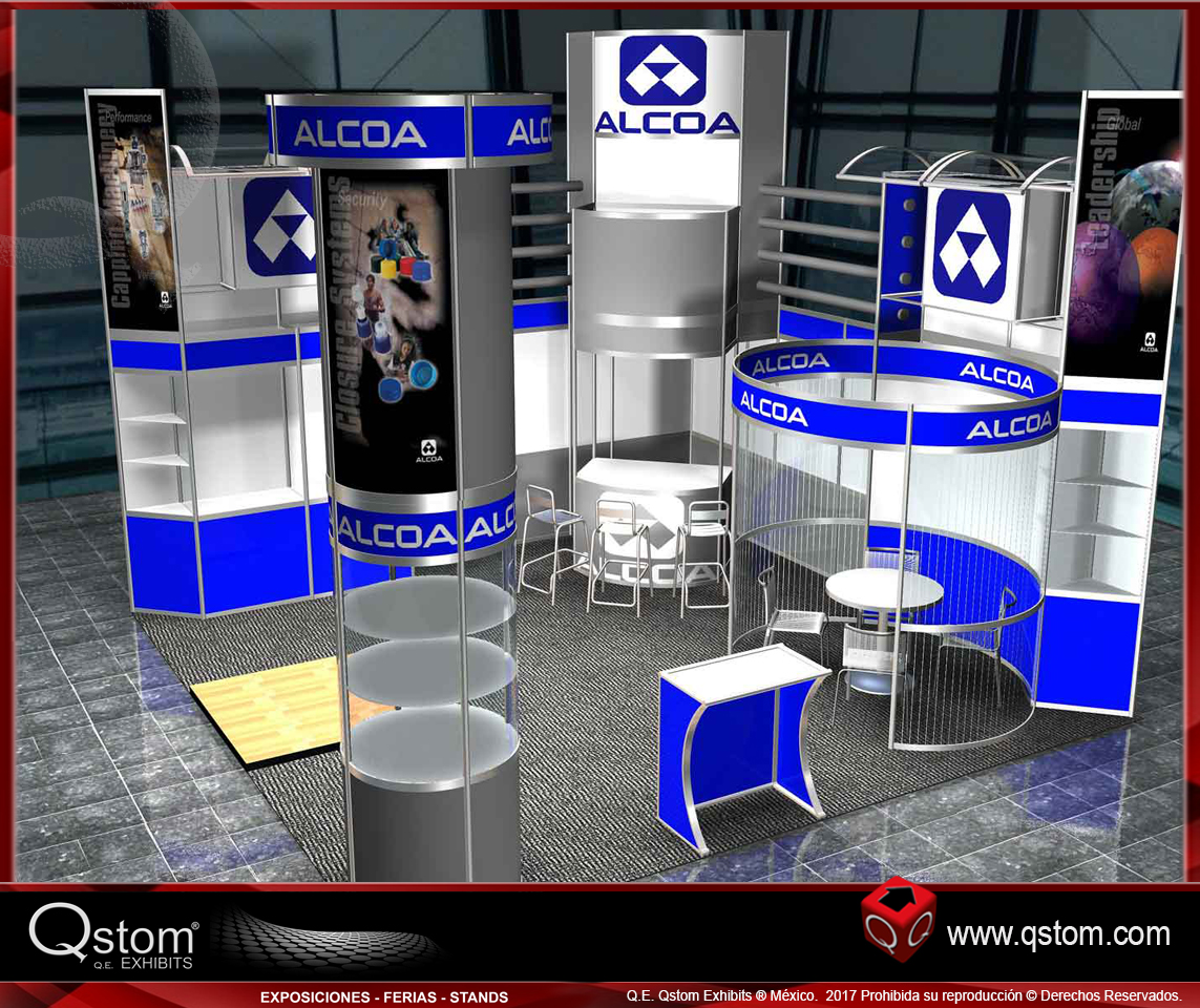 Stand 6X6 #011