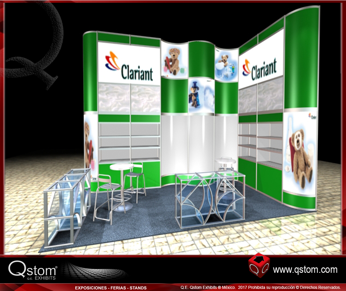 Stand 6x3 #016