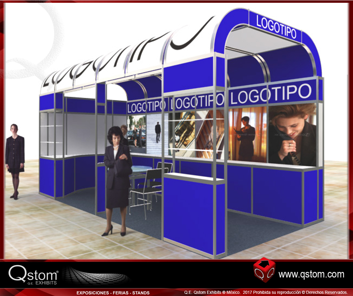 Stand 6x3 #020