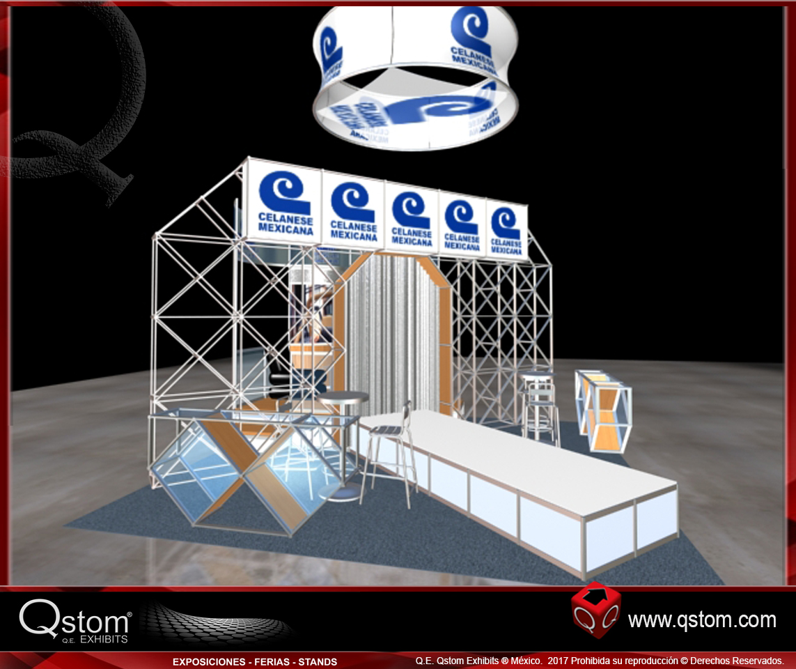 Stand 6X6 #019