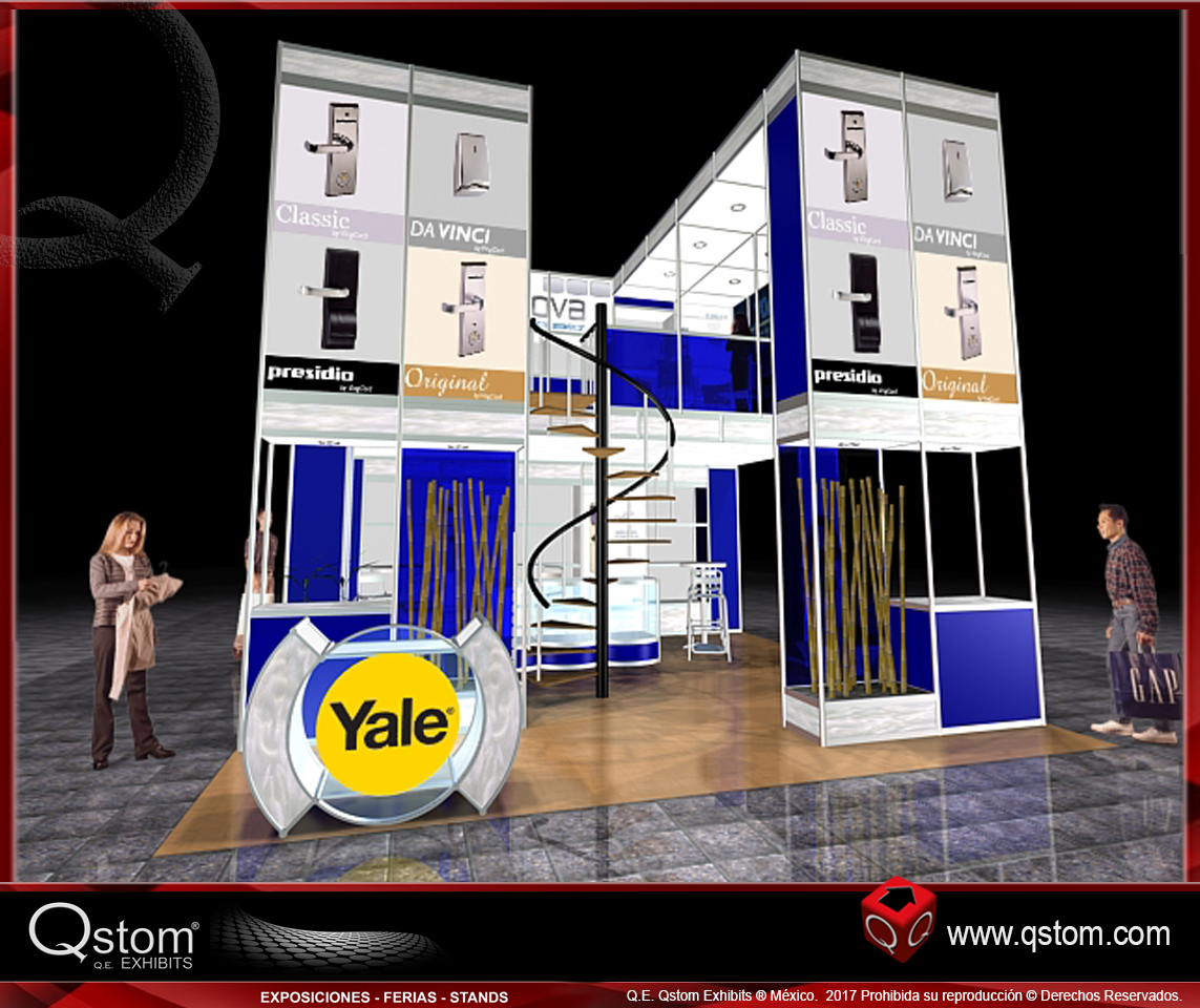 Stand 6X6 #009