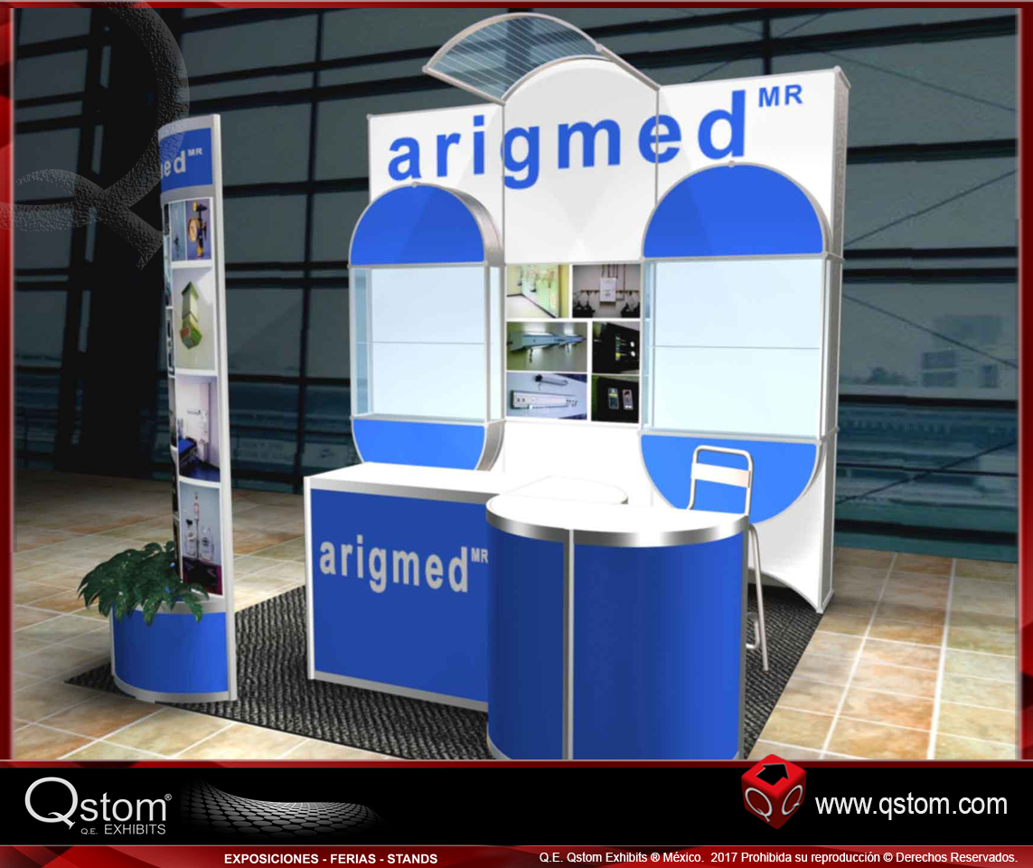 Stand 3x3 #013