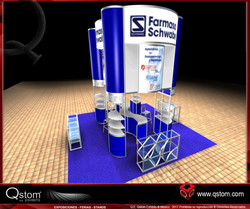 Stand 6X6 #014