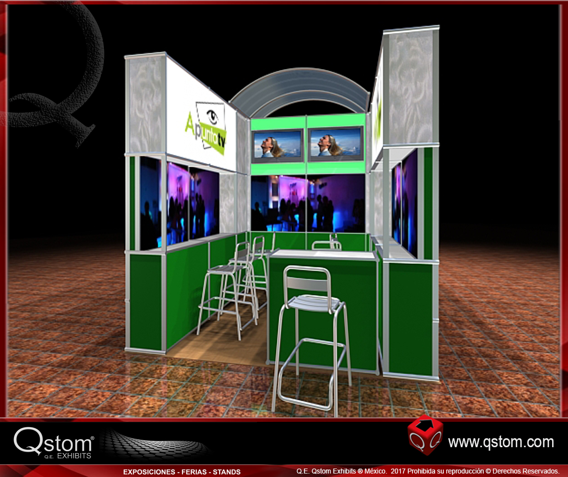 Stand 3x3 #014
