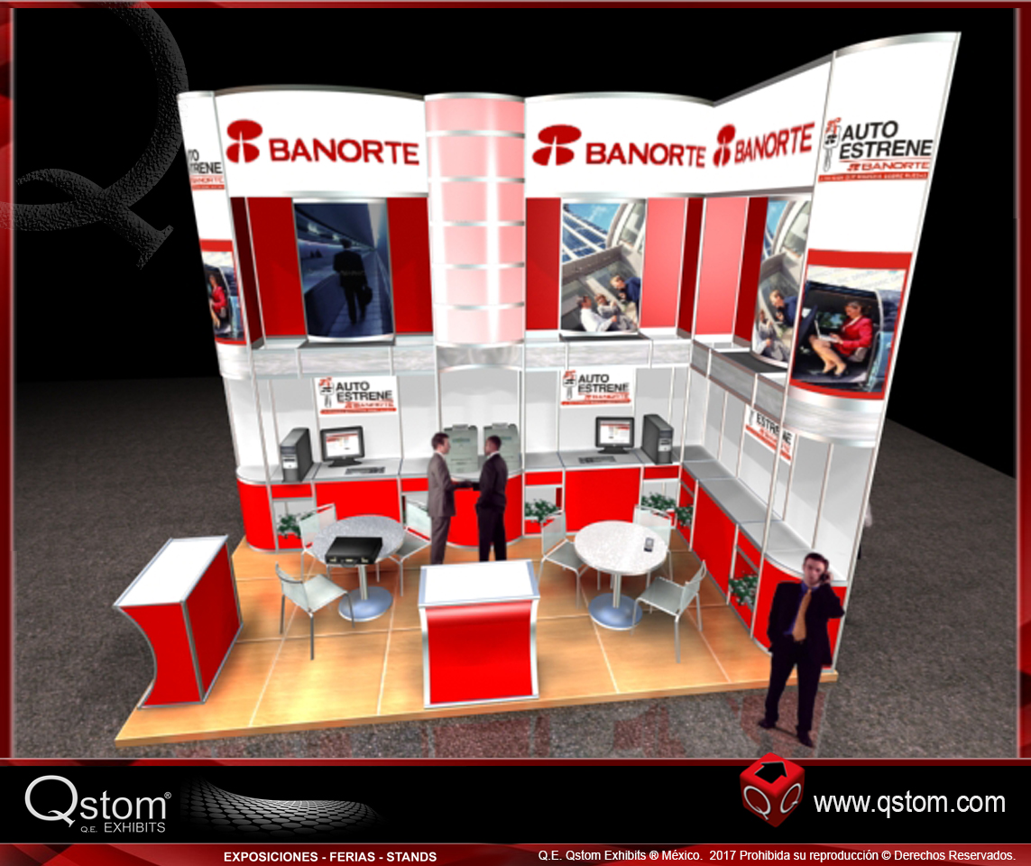 Stand 6x3 #004