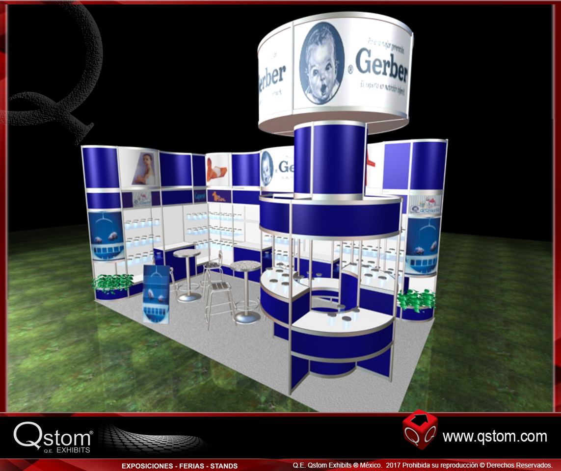 Stand 6x3 #022