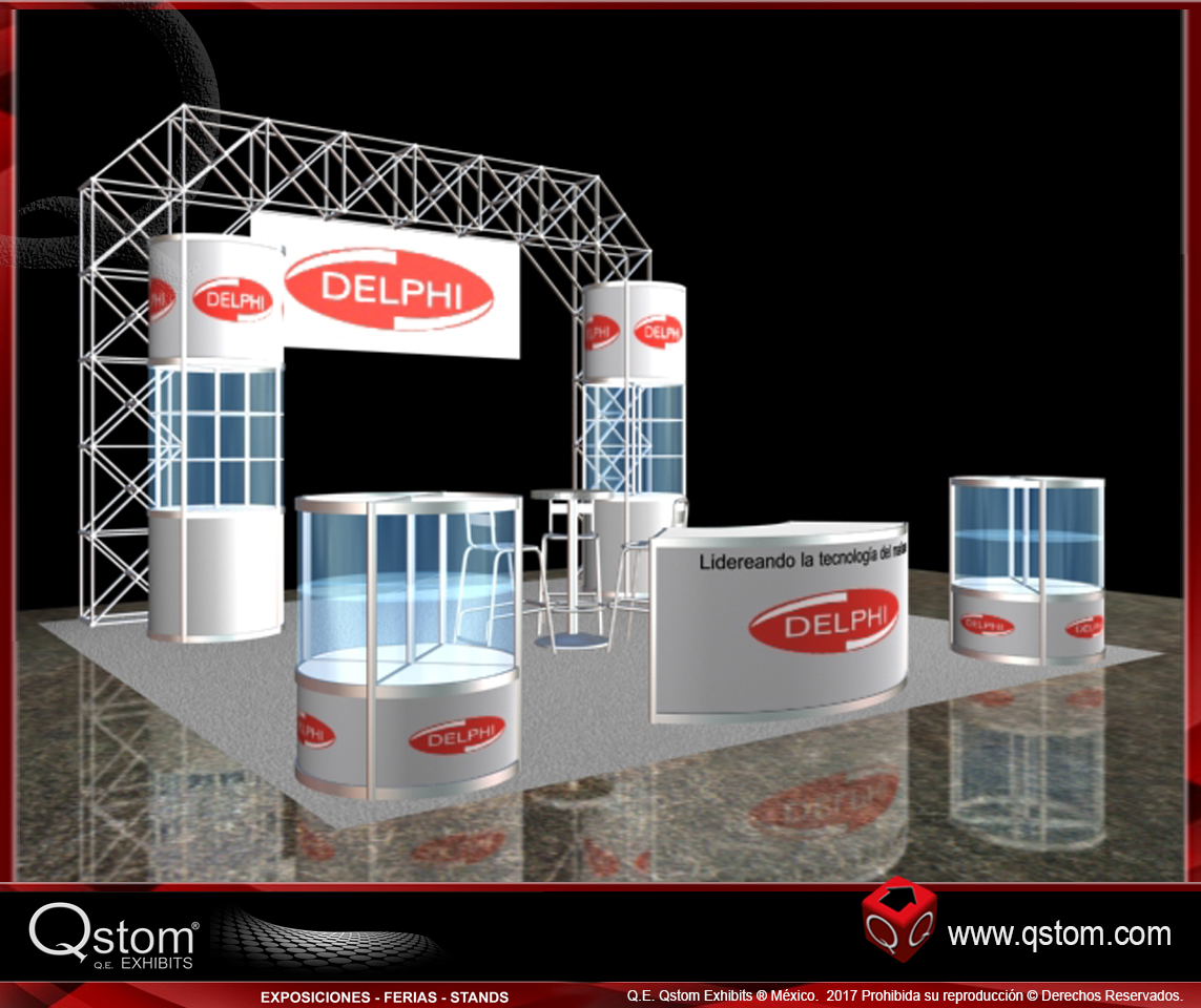 Stand 6X6 #003