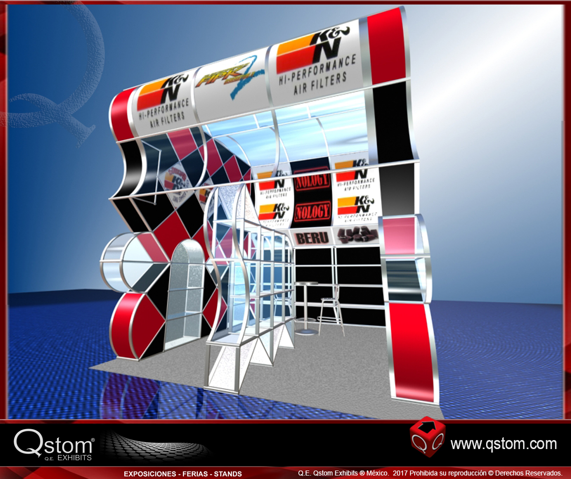 Stand 6X6 #013