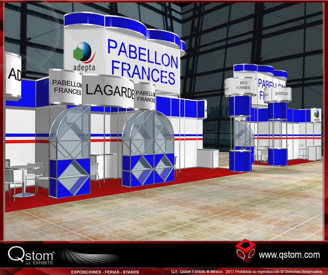 Pabellon #001