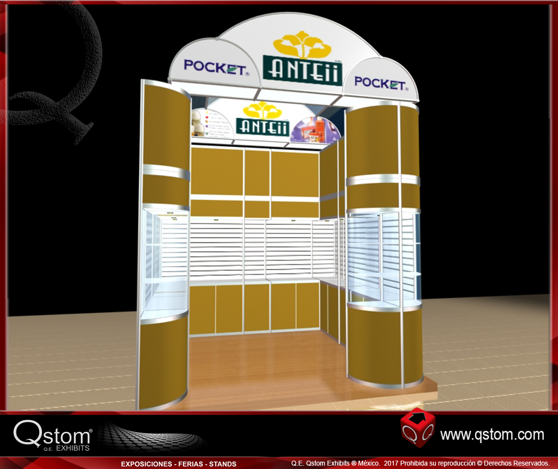 Stand 3x3 #001