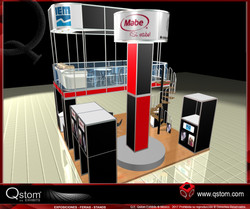 Stand 6X6 #007