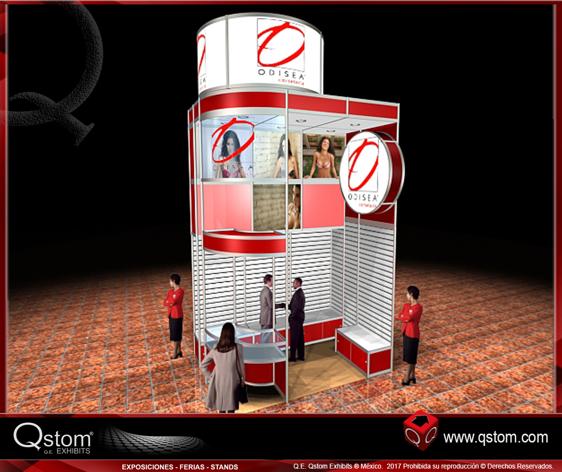 Stand 3x3 #005