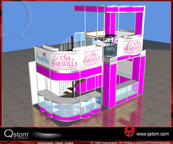 Stand 6x3 #012