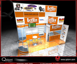 Stand 6x3 #003