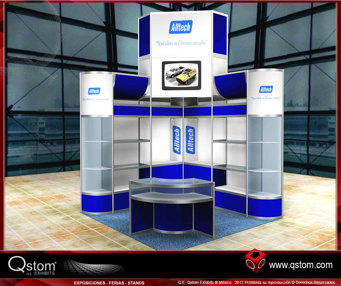 Stand 3x3 #002