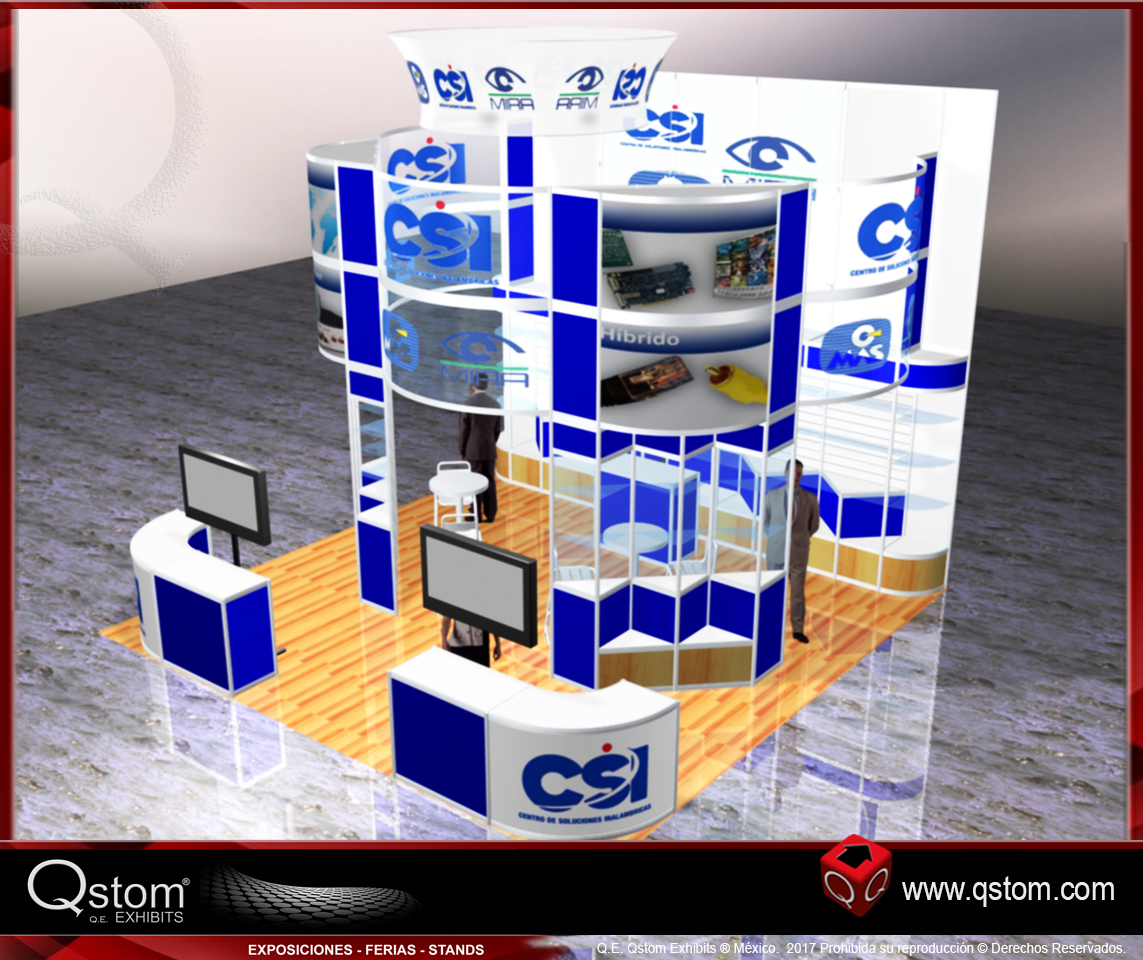 Stand 6X6 #006