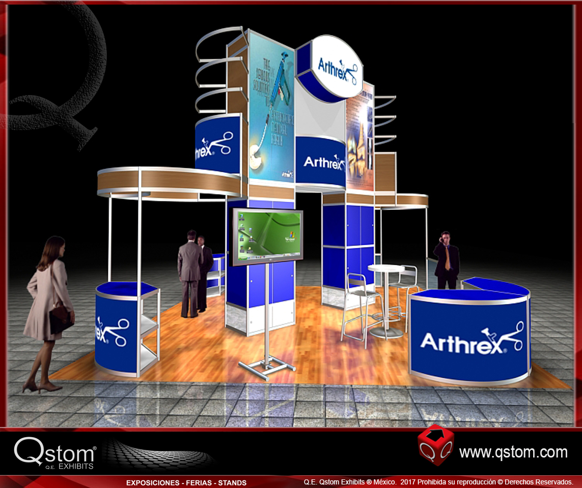 Stand 6X6 #008