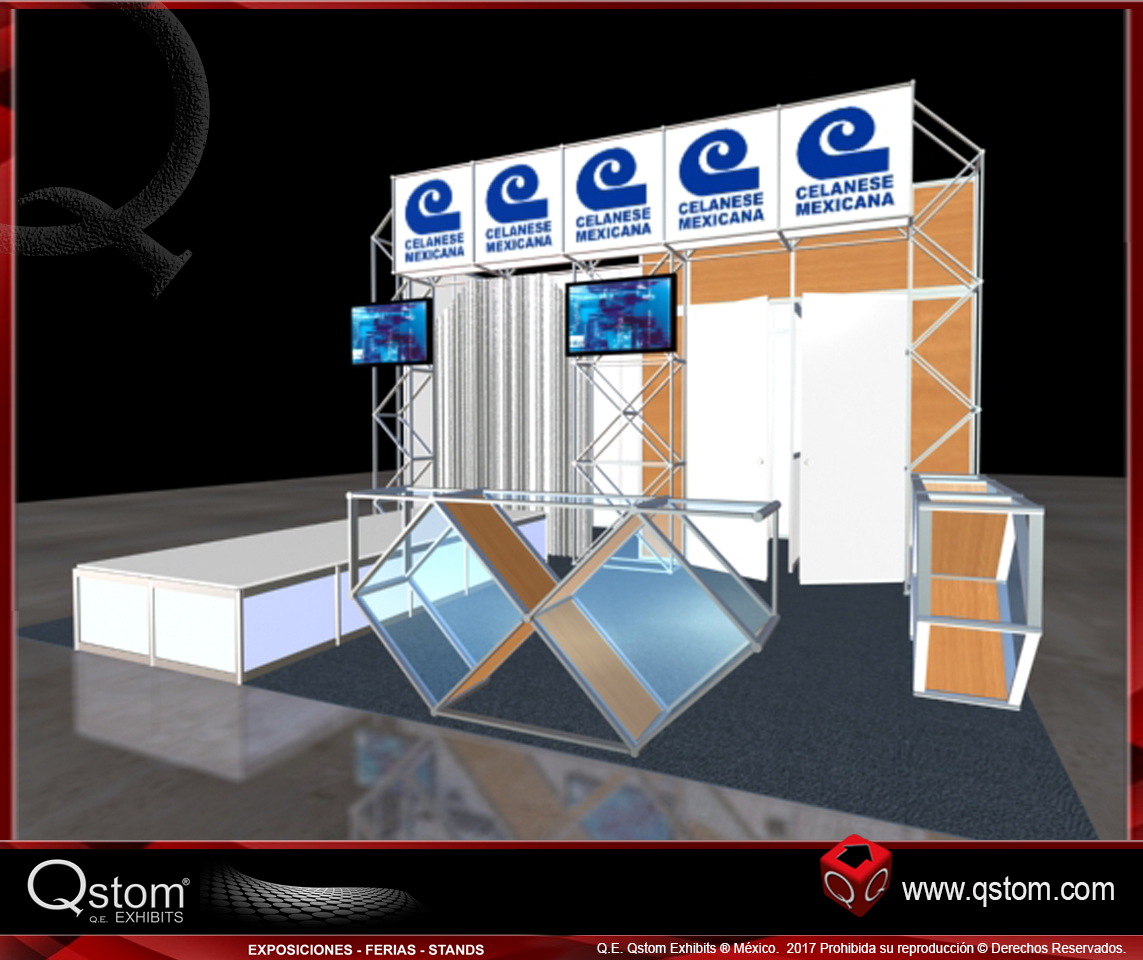 Stand 6X6 #002