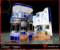 Stand 6X6 #004