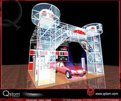 Stand 6X6 #016