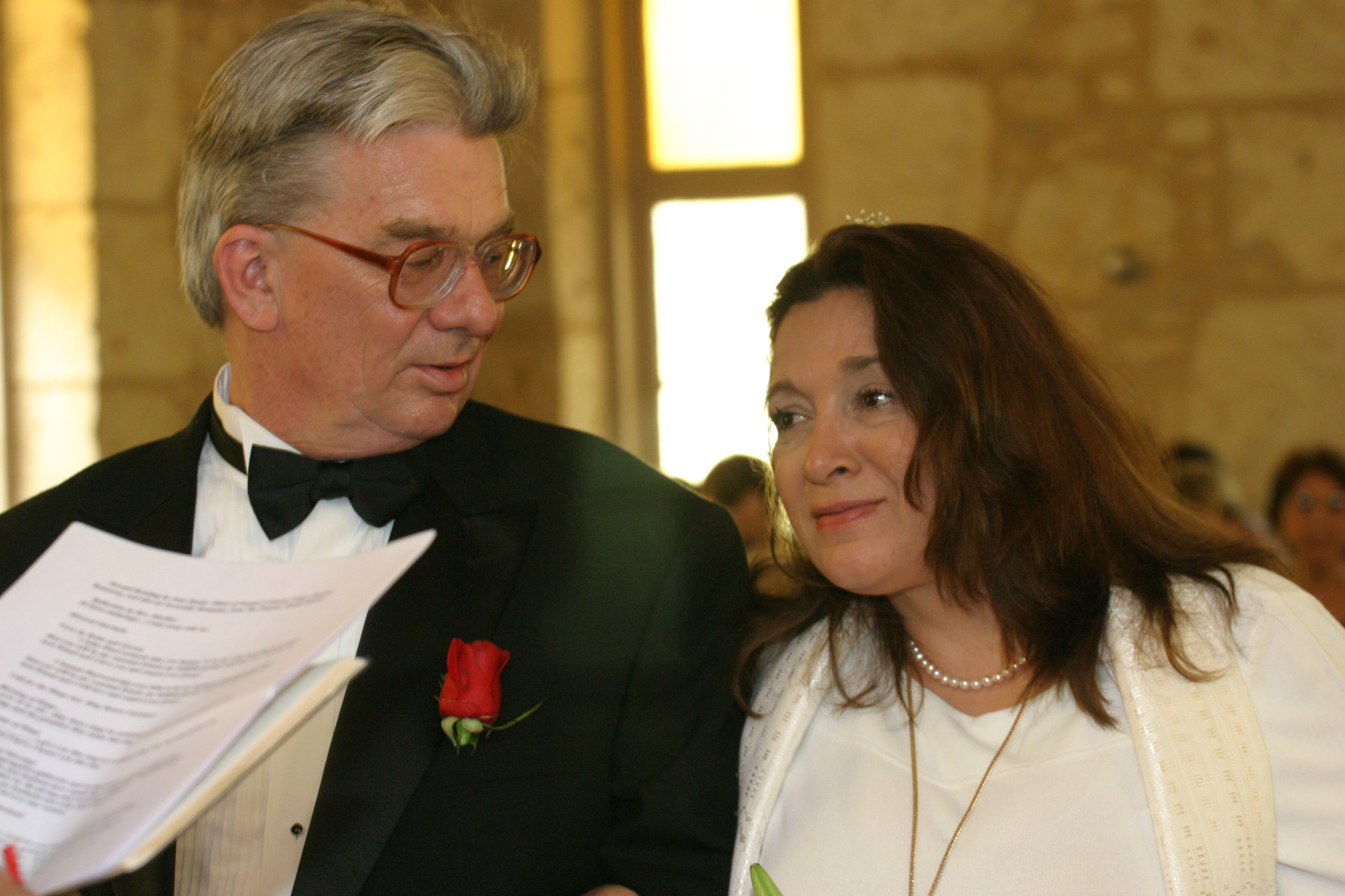 John & Susana