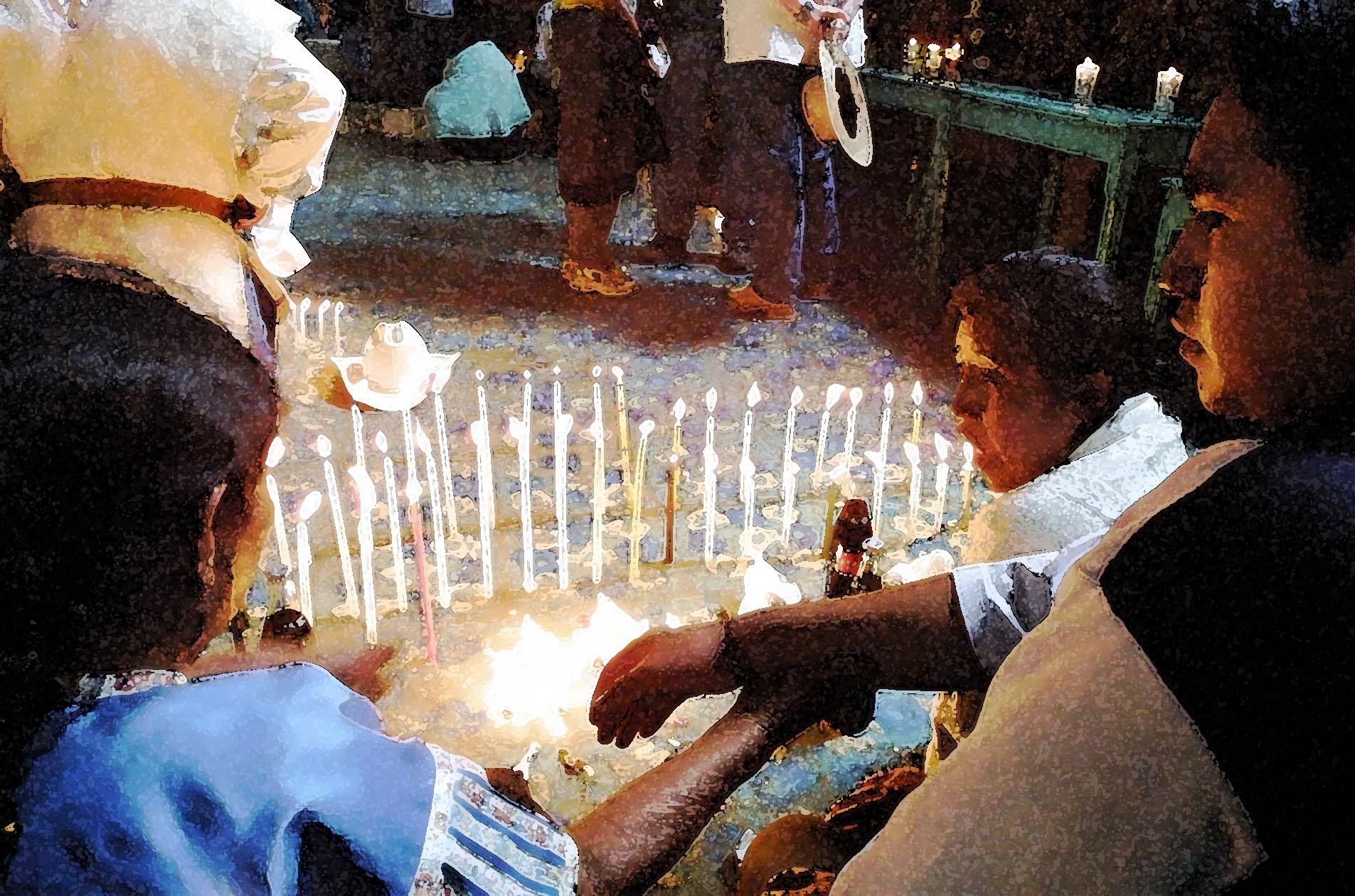 Ilol cures Chamula 2001