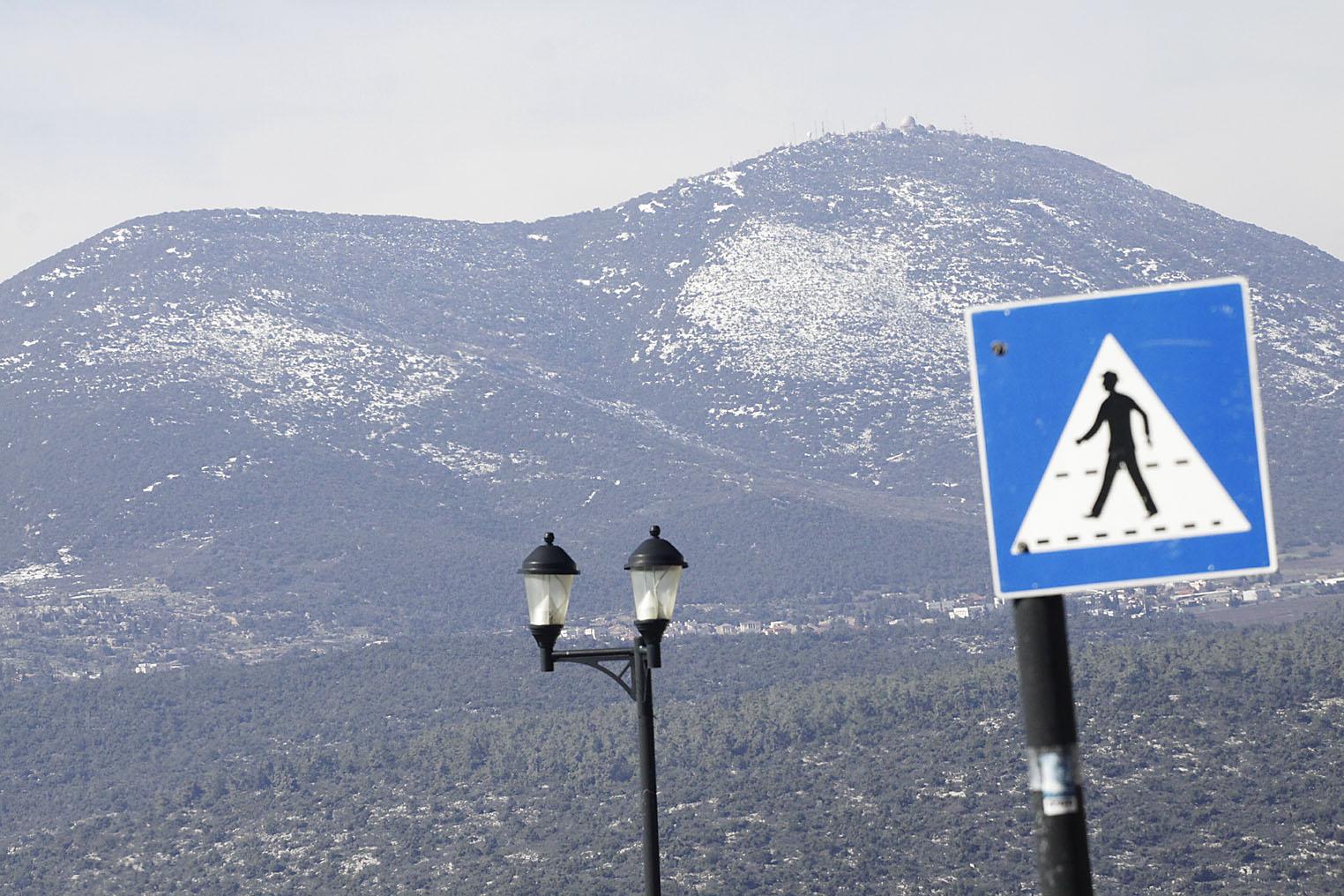Mount Hebron