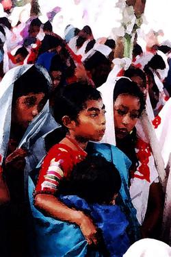 Girls Acteal, 1998