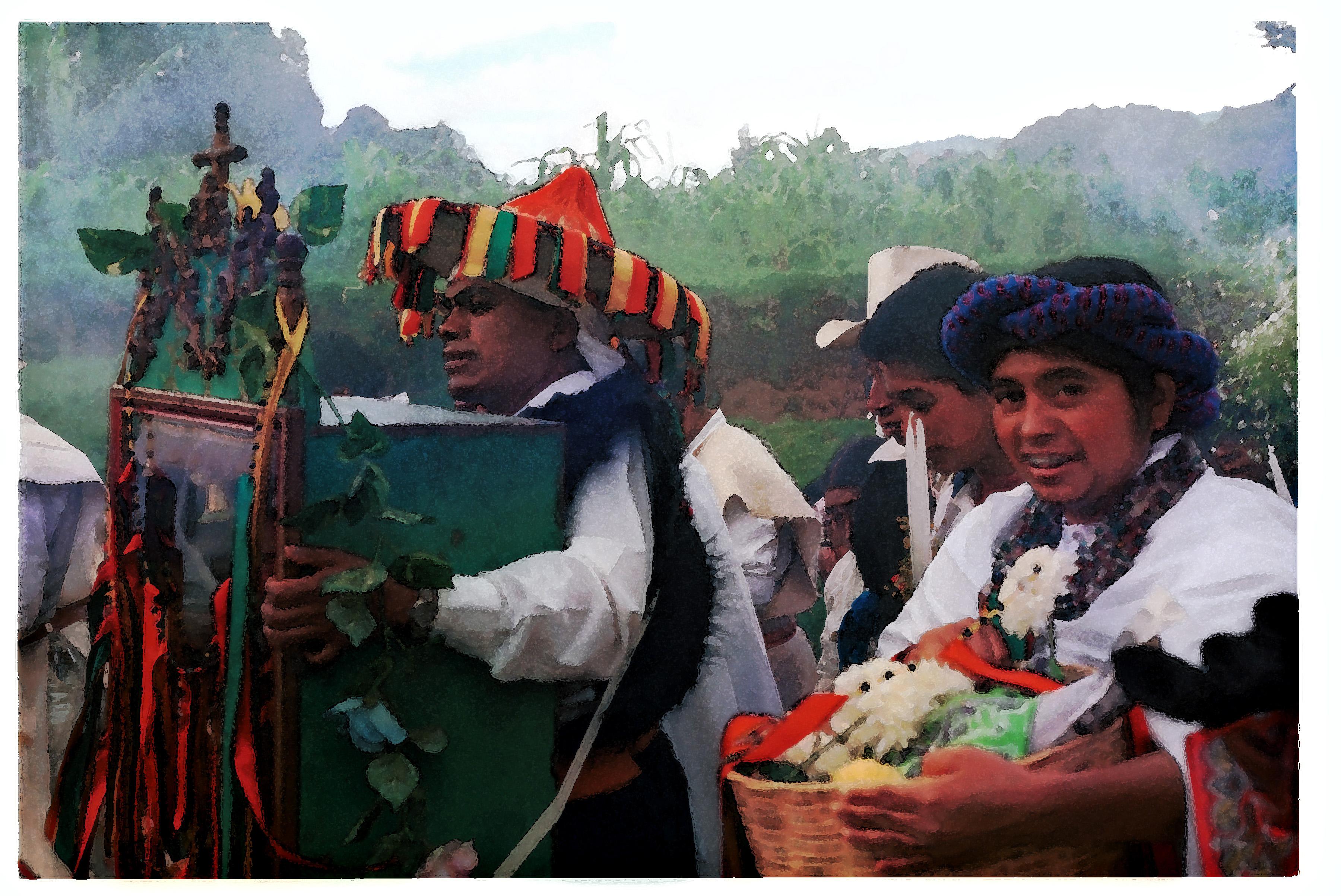 Cargo Geronimo y XunKa, 1995