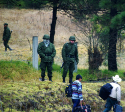 EZLN army, Best of News Getty Images