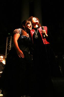 Susana Harp, la cantante oaxaqueña