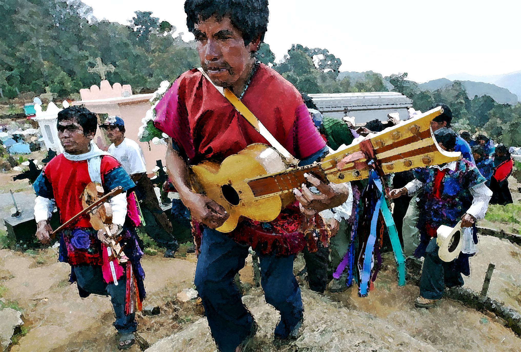 Muerto en Zinacantan, 2003