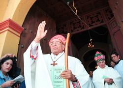 Bishope Samuel Ruiz, LA Times