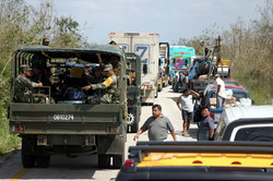 MEXICO-WILMA, Newscom