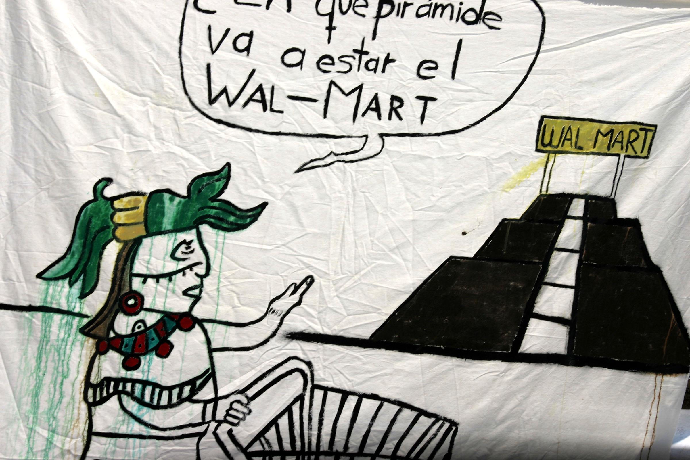 Teotihuacan-Walmart, KRT