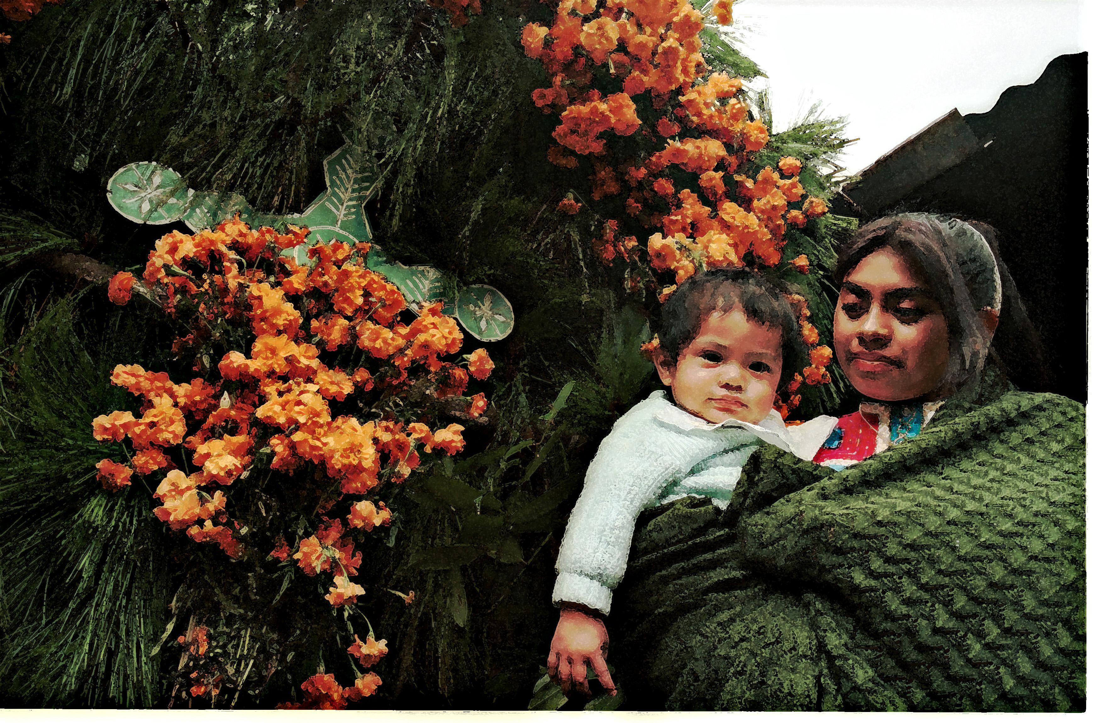 Loxa y German, 2001