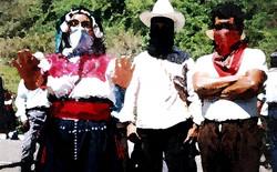 Fuera ejercito, San Cayetano 1997