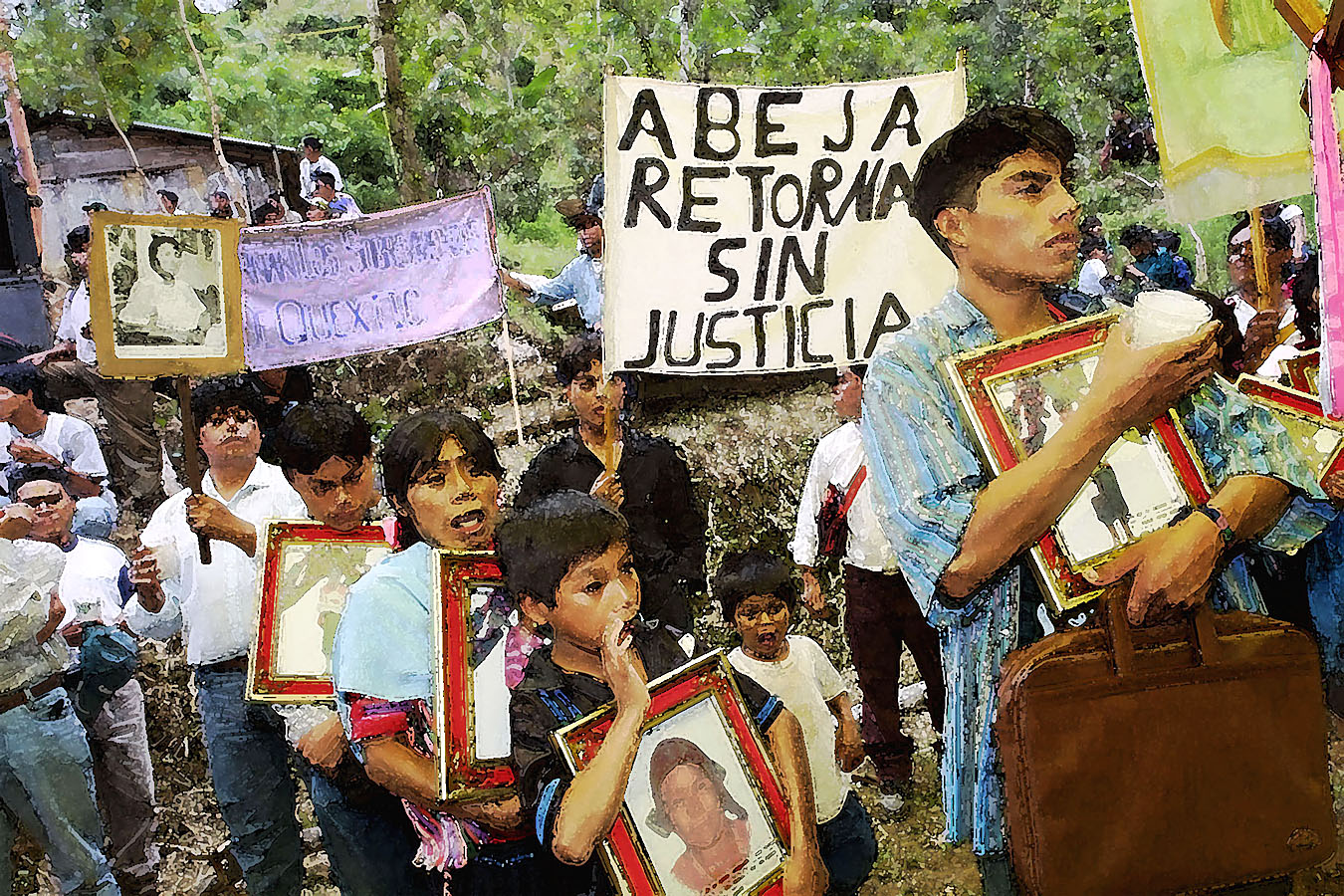 Quextic sin justicia, 2001