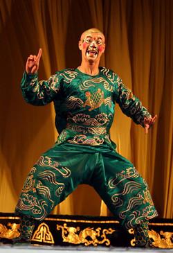 Opera de Beijing, Proceso Magazine