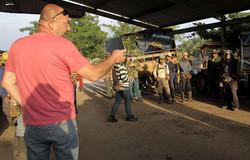 Kibbutz Ein Carmel, Migrant workersK