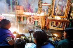Rezos a la Virgen de Guadalupe, 2002