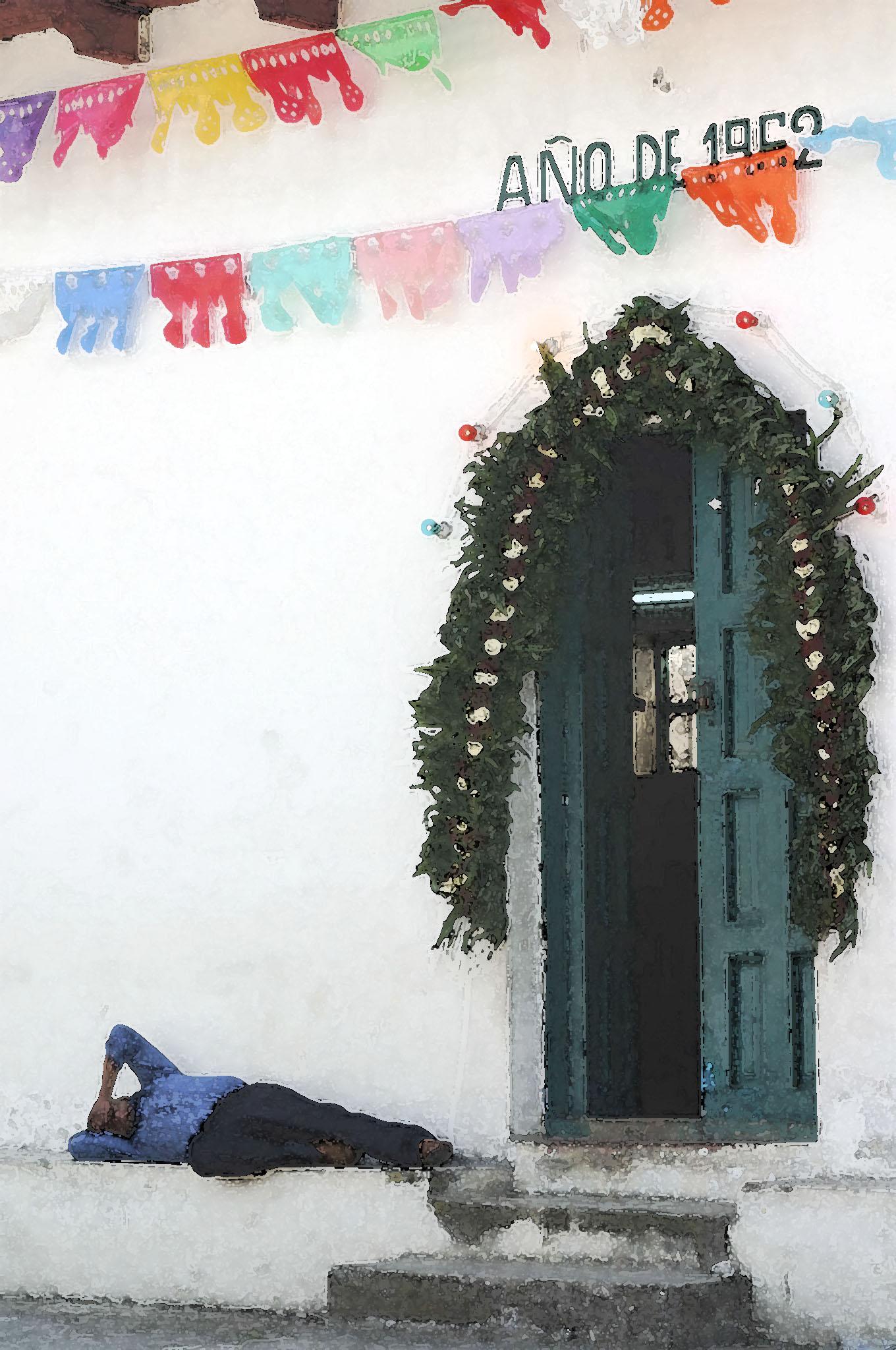 Zinacantan Capilla Esquipulas 2003