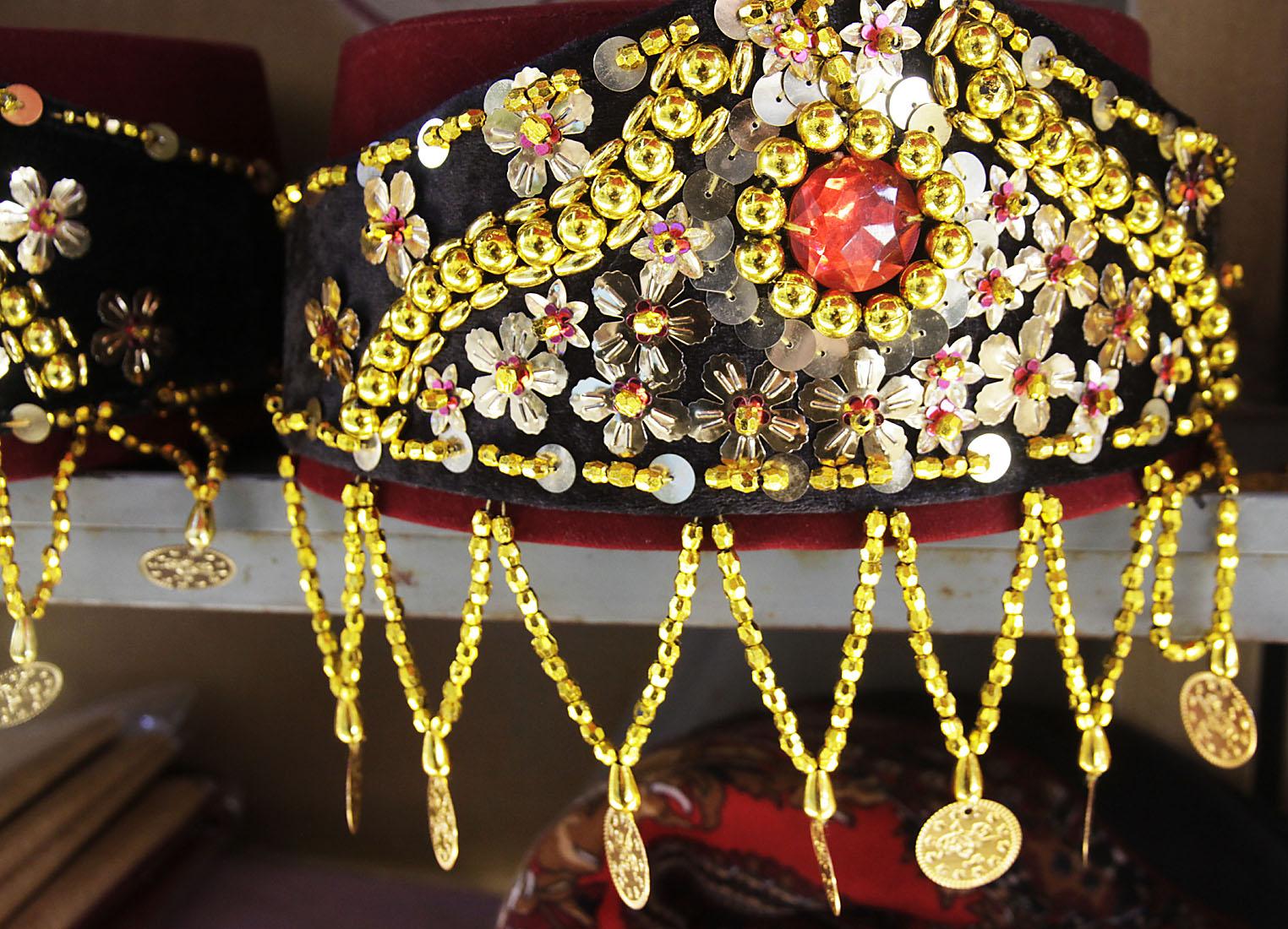 Tzfat, Yemenite headdress