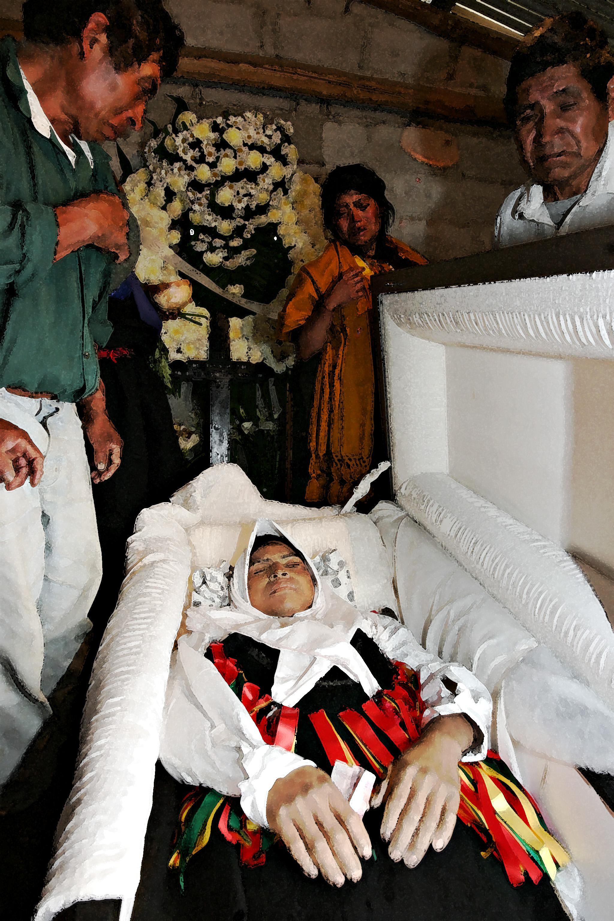 Pasaje a Xibalba Migrante Chamula 2005
